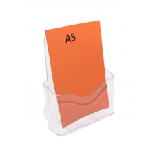 Single Tier A5 Brochure Stand
