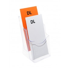 Two Tier DL Brochure Holder